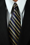 garnitur krawat Zdjęcie Stock