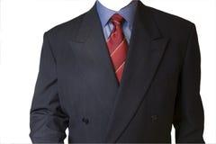 garnitur krawat Obrazy Royalty Free