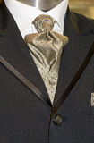 garnitur krawat fotografia royalty free