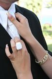 garnitur na ślub Fotografia Stock