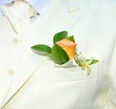 garnitur pana młodego Zdjęcie Stock