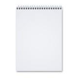 Garniture de croquis blanc Photographie stock libre de droits