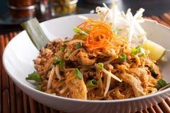 Garniture de poulet thaïe Image libre de droits
