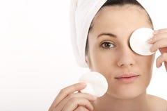 Garnitures cosmétiques photos libres de droits