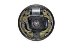 Garnitures de frein neuves et tambour de frein de cylindre (d'isolement) Photos libres de droits