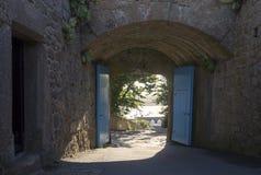 Garnizon, St Mary& x27; s, wyspy Scilly, Anglia Fotografia Stock