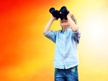 Garçon Photographie stock libre de droits