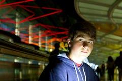 Garçon d'adolescent Image libre de droits