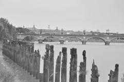 Garonne Arkivfoton
