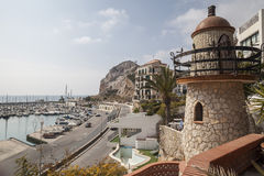 Garraf-Sitges,Catalonia,Spain. Royalty Free Stock Images