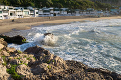 Garraf-Strand Stockfotos