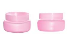 Garrafa cosmética Fotos de Stock