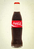 Garrafa da cola - vintage Fotografia de Stock Royalty Free