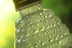 Garrafa de água Fotos de Stock