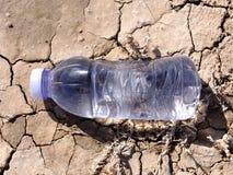 Garrafa de água Fotografia de Stock
