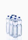 Garrafa de água plástica Foto de Stock