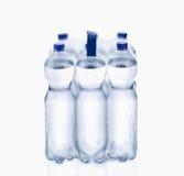 Garrafa de água plástica Imagens de Stock Royalty Free