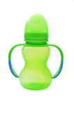 Garrafa de bebê Imagem de Stock