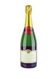 Garrafa de Champagne Fotografia de Stock Royalty Free
