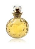 Garrafa de perfume Fotografia de Stock