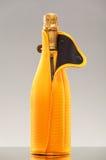 Garrafa de Veuve Clicquot Imagem de Stock Royalty Free