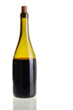 Garrafa de vinho tinto Imagens de Stock Royalty Free