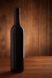 Garrafa do vinho Foto de Stock