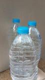 Garrafas da água Fotografia de Stock Royalty Free