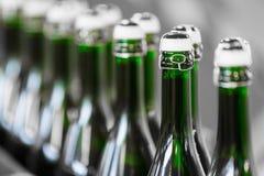 Garrafas da bebida imagens de stock