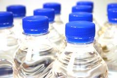 Garrafas de água Foto de Stock