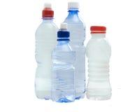 Garrafas de água Fotografia de Stock Royalty Free