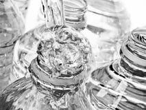 Garrafas de água Imagem de Stock
