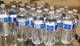 Garrafas de água Imagens de Stock Royalty Free