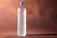 Garrafas de água plásticas. Fotos de Stock Royalty Free