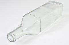 Garrafas de vidro Fotografia de Stock
