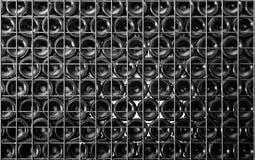 Garrafas de vinho Fotografia de Stock