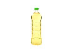 Garrafas do óleo vegetal Imagens de Stock