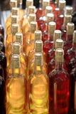 Garrafas do vinho Fotos de Stock