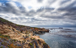 Garrapata State Beach Royalty Free Stock Photos