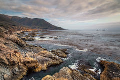 Garrapata State Beach Royalty Free Stock Photography