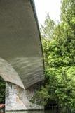 Garret Hostel Bridge Cambridge arkivfoto