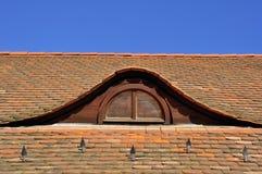 garretfönster Fotografering för Bildbyråer
