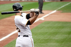 Garrett Jones des pirates de Pittsburgh Photos libres de droits