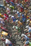 Garrett Lemire Memorial Grand Prix. Amateur Men Bicyclists competing in the Garrett Lemire Memorial Grand Prix National Racing Circuit (NRC) on April 10, 2005 in Stock Photography