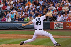 Garrett Olson Pitcher Stock Image