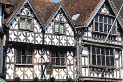 Garrick Hotel, Stratford-sobre-Avon Imagen de archivo libre de regalías