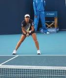 Garrigues d'Anabel Medina (EN PARTICULIER), tennis professionnel Images stock