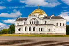 Garrison church in Brest fortress, Belarus Stock Photo