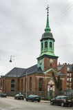 Garrison Church, Copenhagen Stock Photography