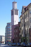 The Garrison Church of St Casimir in Katowice Stock Image